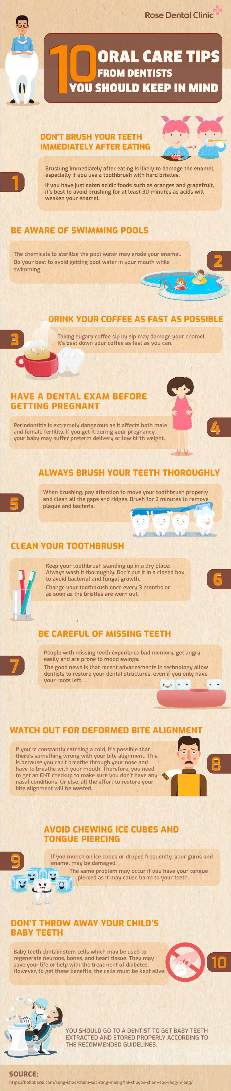 oral care tips
