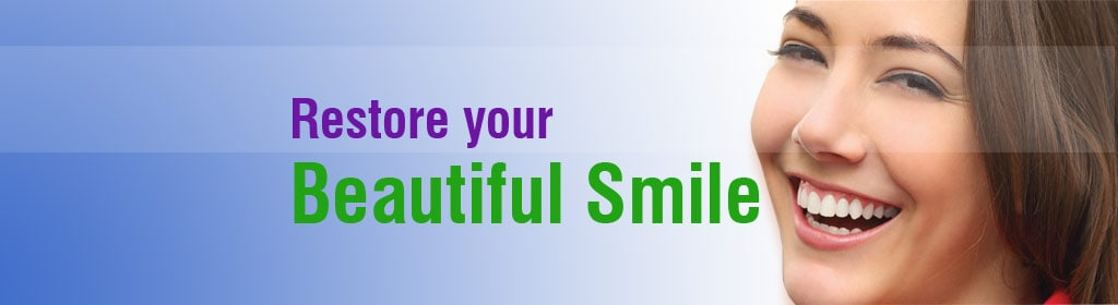 Restore your Beautiful Smile with The East Rose Dental