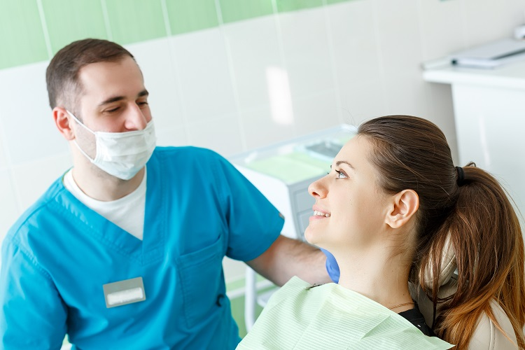dental checkup for healthy oral hygiene