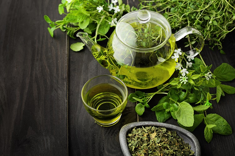 green tea prevent sensitive teeth