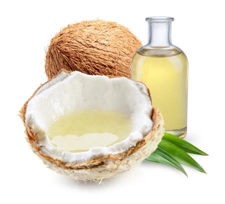 Use coconut oil as a mouth rinse