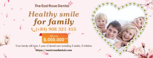 The Best Deal !!!  Nice smile for the whole family